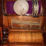 Zrestaurované mechaniky a nástroje orchestrionu